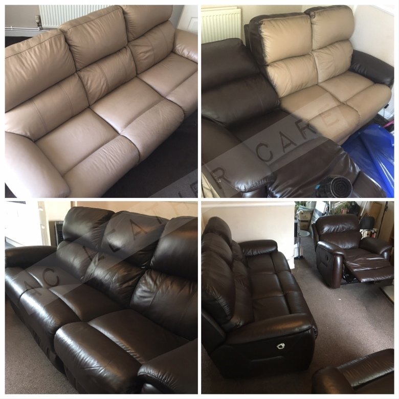ac full re colour leather furniture